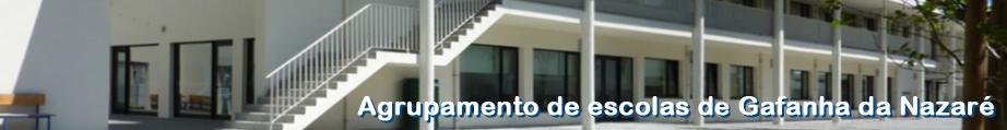 Sitio do Agupamento de Escolas de Gafanha da Nazaré